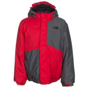 The North Face Calisto Insulated Toddler Ski Jacket, TNF Medium Grey Heather, medium