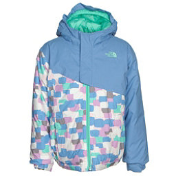 The North Face Casie Insulated Toddler Girls Ski Jacket, Grapemist Blue, 256