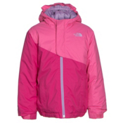 The North Face Casie Insulated Toddler Girls Ski Jacket, Cha Cha Pink, medium