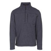 The North Face Gordon Lyons 1/4 Zip Mens Sweater, Urban Navy Heather, medium