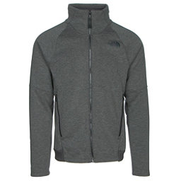 The North Face Far Northern Full Zip Mens Jacket, Asphalt Grey Heather-Asphalt G, 256