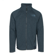 The North Face Far Northern Full Zip Mens Jacket, Urban Navy Heather-Urban Navy, medium