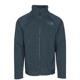 The North Face Far Northern Full Zip Mens Jacket, Urban Navy Heather-Urban Navy, 256