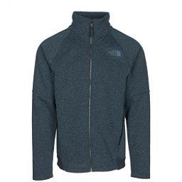 The North Face Far Northern Full Zip Mens Jacket (Previous Season), Urban Navy Heather-Urban Navy, 256