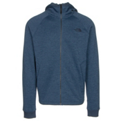 The North Face Norris Point Hoodie Mens Jacket, Shady Blue Heather, medium