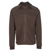 The North Face Norris Point Hoodie Mens Jacket, Coffee Bean Brown Heather, medium