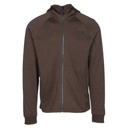 The North Face Norris Point Hoodie Mens Jacket, Coffee Bean Brown Heather, 256