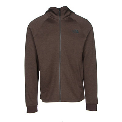 The North Face Norris Point Hoodie Mens Jacket, TNF Black Heather, viewer