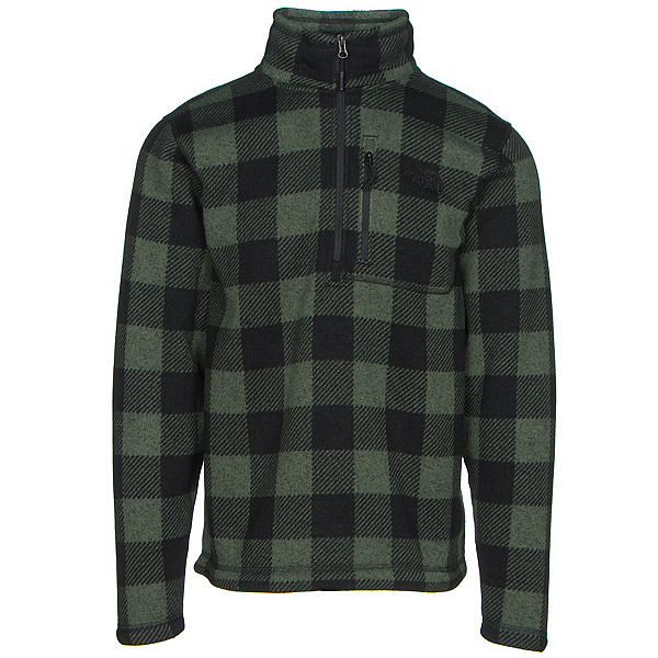 The North Face Novelty Gordon Lyons 1/4 Zip Mens Sweater, , 600