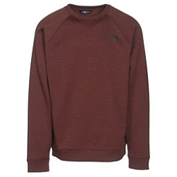 The North Face Norris Point Crew Mens Sweater, Sequoia Red Heather, 256