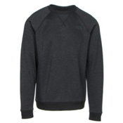 The North Face Norris Point Crew Mens Sweater, TNF Black Heather, medium
