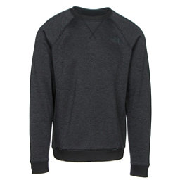 The North Face Norris Point Crew Mens Sweater, TNF Black Heather, 256