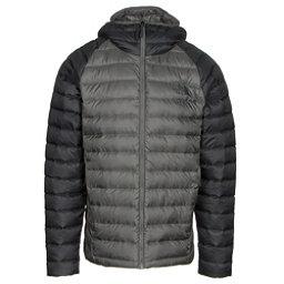 The North Face Trevail Hoodie Mens Jacket, Fusebox Grey-Asphalt Grey, 256