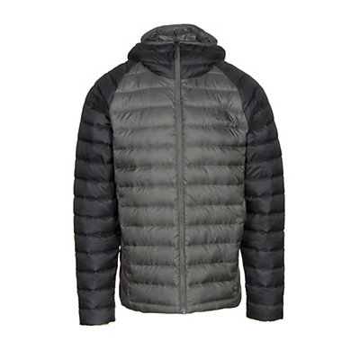 The North Face Trevail Hoodie Mens Jacket, TNF Black, viewer