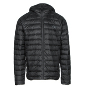 The North Face Trevail Hoodie Mens Jacket, TNF Black, medium