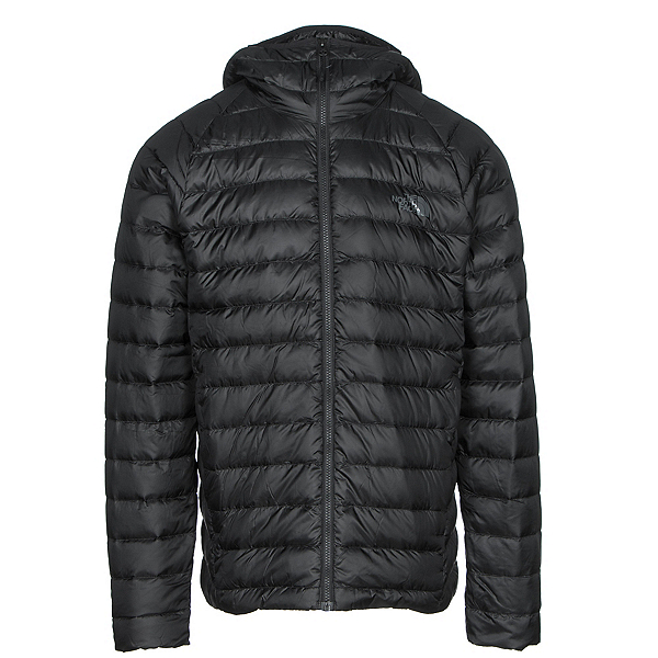 The North Face Trevail Hoodie Mens Jacket (Previous Season), TNF Black, 600