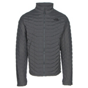 The North Face Stretch ThermoBall Mens Jacket, Asphalt Grey, medium