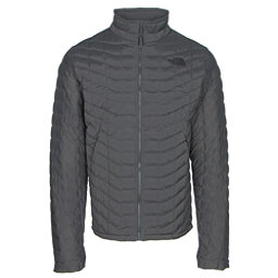 The North Face Stretch ThermoBall Mens Jacket, Asphalt Grey, 256