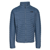 The North Face Stretch ThermoBall Mens Jacket, Shady Blue, medium