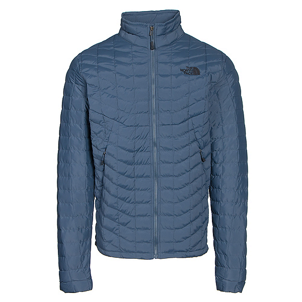 The North Face Stretch ThermoBall Mens Jacket, Shady Blue, 600