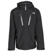 The North Face Baron Jacket Mens Shell Ski Jacket, TNF Black, medium