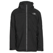The North Face Gambit Triclimate Mens Insulated Ski Jacket, TNF Black, medium
