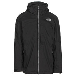 The North Face Gambit Triclimate Mens Insulated Ski Jacket, TNF Black, 256