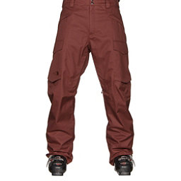 The North Face Gatekeeper Mens Ski Pants, Hot Chocolate Brown, 256