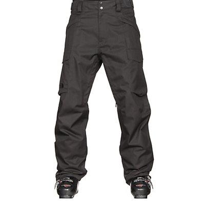 The North Face Gatekeeper Mens Ski Pants, Asphalt Grey, viewer