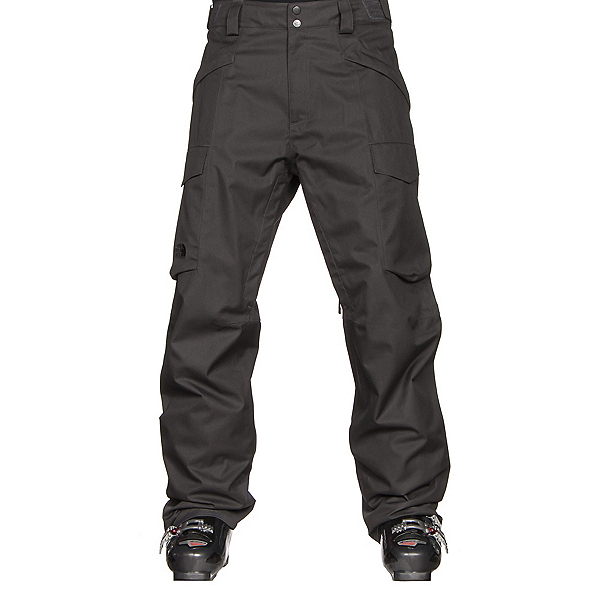 The North Face Gatekeeper Mens Ski Pants, Asphalt Grey, 600