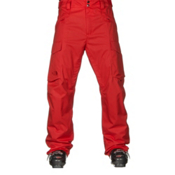 The North Face Gatekeeper Mens Ski Pants, Fiery Red, medium