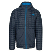The North Face ThermoBall Snow Hoodie Mens Jacket, Urban Navy, medium