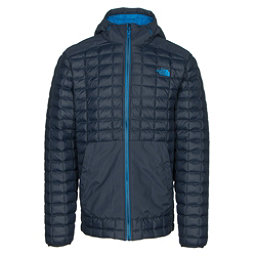 The North Face ThermoBall Snow Hoodie Mens Jacket, Urban Navy, 256