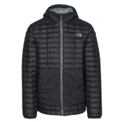 The North Face ThermoBall Snow Hoodie Mens Jacket, TNF Black, medium