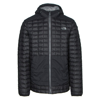 The North Face ThermoBall Snow Hoodie, TNF Black, viewer