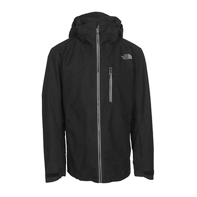 The North Face Maching Mens Insulated Ski Jacket, Fiery Red, viewer