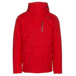 The North Face ThermoBall Snow Triclimate Mens Insulated Ski Jacket, Fiery Red, 256