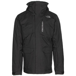 The North Face ThermoBall Snow Triclimate Mens Insulated Ski Jacket, TNF Black, 256