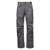 The North Face Freedom Insulated Mens Ski Pants, Zinc Grey, medium