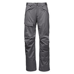 The North Face Freedom Insulated Mens Ski Pants, Zinc Grey, 256