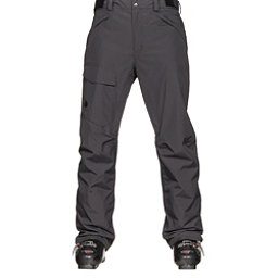 The North Face Freedom Insulated Mens Ski Pants (Previous Season), Asphalt Grey, 256