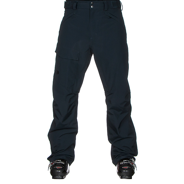 The North Face Freedom Insulated Mens Ski Pants, Urban Navy, 600