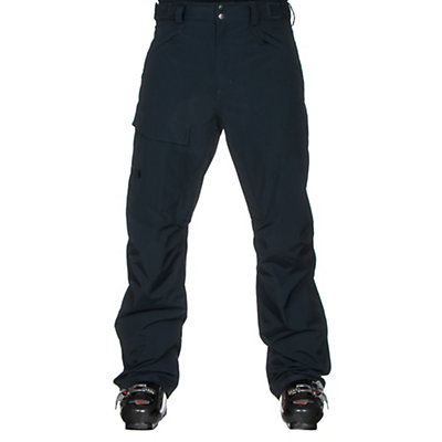 The North Face Freedom Insulated Mens Ski Pants, Zinc Grey, viewer