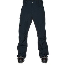 The North Face Freedom Insulated Mens Ski Pants, TNF Black, 256