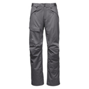 The North Face Freedom Insulated Short Mens Ski Pants, Zinc Grey, medium