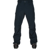 The North Face Freedom Insulated Short Mens Ski Pants, Urban Navy, medium