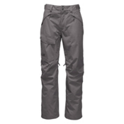The North Face Freedom Mens Ski Pants, Zinc Grey, medium