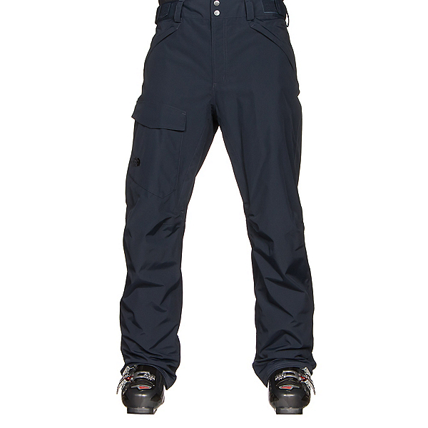 The North Face Freedom Mens Ski Pants, Urban Navy, 600