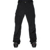 The North Face Freedom Mens Ski Pants, TNF Black, medium