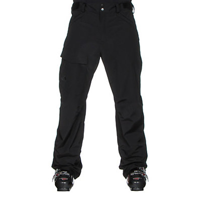 The North Face Freedom Mens Ski Pants, Fiery Red, viewer